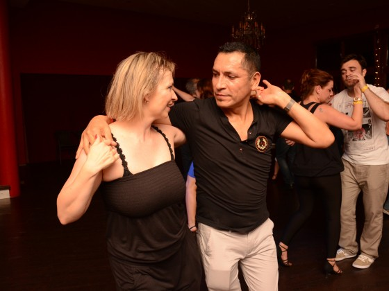 Große Sommer Salsa-Kizomba-Bachata-Party der Salsafreunde Kassel
