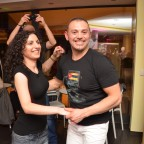 Salsa -Bachata - Kizomba - Party 11. April 2015