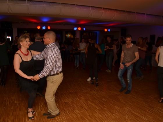 Salsa - Bachata - Kizomba - Party in Tzsch Meyerrose