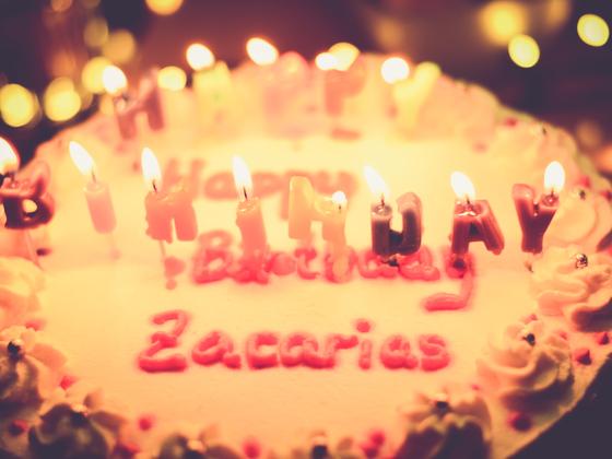Zaca's Geburtstag 2017 in Casa Colombiana